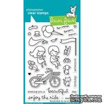 Штампы от Lawn Fawn - Bicycle Built For You - ScrapUA.com
